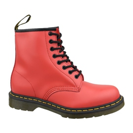 Rouge Dr. chaussures Martens 1460W 24614636