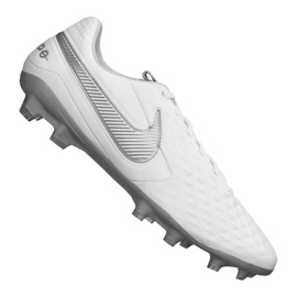 Nike Legend 8 Pro Fg M AT6133-100 blanc