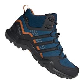 Chaussures Adidas Terrex Swift R2 Mid Gtx M G26551