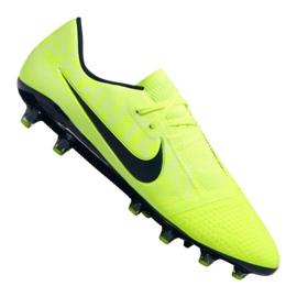 Nike Phantom Pro AG-Pro M AO0574-717 Jaune Chaussures