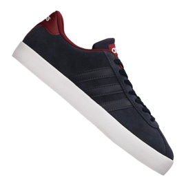 Noir Adidas Vl Court Vulc M BB9635 chaussures