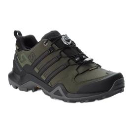 Vert Chaussures Adidas Terrex Swift R2 Gtx M