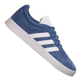 Bleu Adidas Vl Court 2.0 M DA9873 chaussures