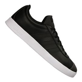 Noir Chaussures Adidas Vl Court 2.0 M DA9885