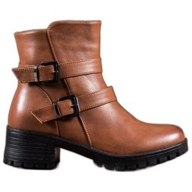 Abloom Éco-cuir brun