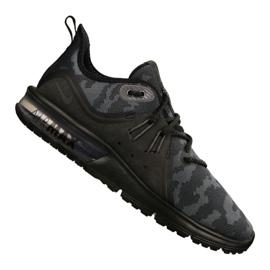 Noir Chaussures Nike Air Max Sequent 3 Prm Cmo M AR0251-002