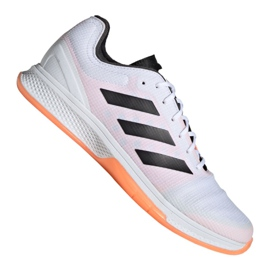 Chaussures Adidas Counterblast Bounce M F33829 blanc blanc