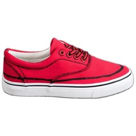 Bestelle Baskets à la mode rouge