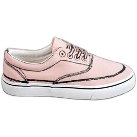 Bestelle Baskets à la mode rose