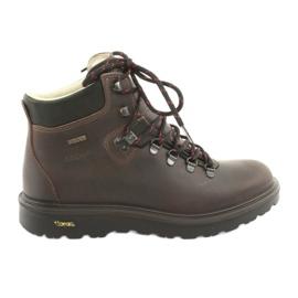 Brun Chaussures de trekking Grisport marron