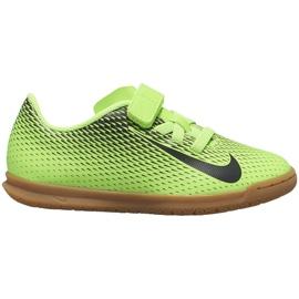Chaussures d'intérieur Nike Bravata X Ii Ic Jr 844439-303