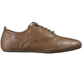 Brun Chaussures Jazz élégantes TL8312-2 Camel