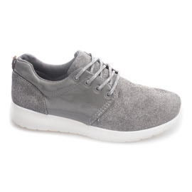 Roshe 567 Gris Course Sport Baskets