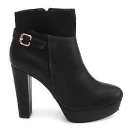 Bottines 6967 Noir