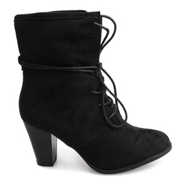 Bottines KA732 Noir