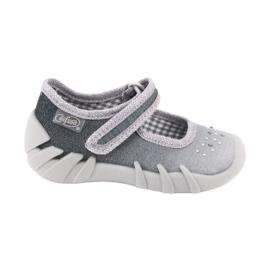 Gris Befado chaussures pour enfants 109P185