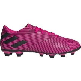 Chaussures de foot Adidas Nemeziz 19.4 FxG M F34392