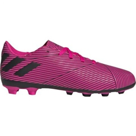 Chaussures de foot Adidas Nemeziz 19.4 FxG Jr F99949