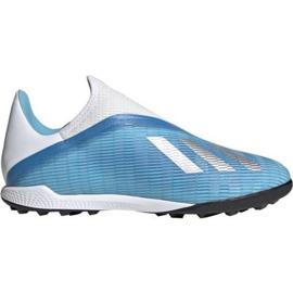 Adidas X 19.3 Ll Tf M EF0632 chaussures de football