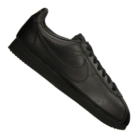 Noir Nike Classic Leather M 749571-002 chaussures