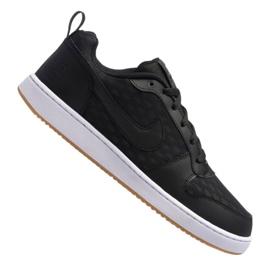Noir Chaussures Nike Court Borough Low Se M 916760-003