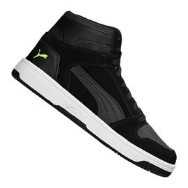 Noir Puma Rebound LayUp Sd MW 370219-01 chaussures