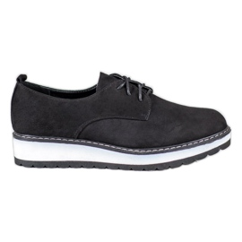 Marquiz Chaussures noires pour femmes