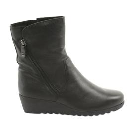 Caprice Chaussures compensées noir