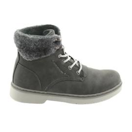 American Club Chaussures à lacets RH47, gris