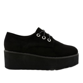 Creepers femmes noires 1681