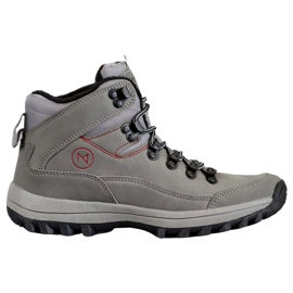 Mckeylor Mc Keylor Gray Trappers gris