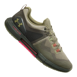 Chaussures Under Armour Hovr Rise M 3022025-301 vert
