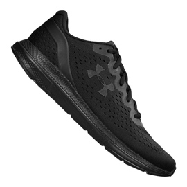 Noir Chaussures Under Armour Charged Impulse M 3021950-003