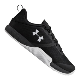Noir Under Armour TriBase Thrive M 3021293-004 chaussures