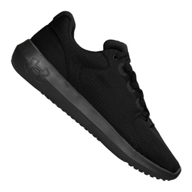 Under Armour Ripple 2.0 M chaussures 3022044-003 noir