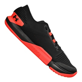Noir Under Armour TriBase Reign M 3021289-007 chaussures