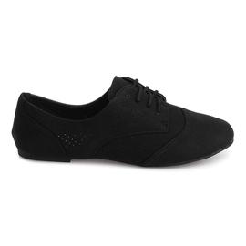 Chaussures Jazz Ajourées Low 219 Noir