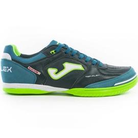 Chaussures d'intérieur Joma Top Flex 915 Sala M vert vert