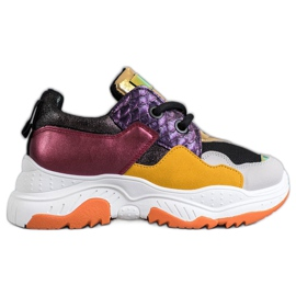 SHELOVET Sneakers multicolores