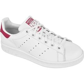 Chaussures Adidas Originals Stan Smith Jr B32703 blanc