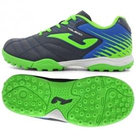 Joma Toledo Jr 903 Tf TOLJW.903.TF Chaussures de Football marine bleu marine