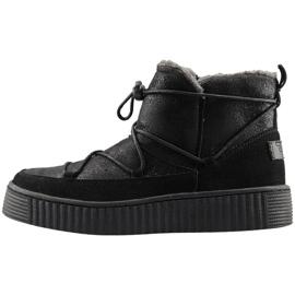 4F Jr HJZ19-JOBDA002 21S chaussures noir