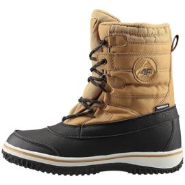 Chaussures d'hiver 4F Jr HJZ19-JOBMA001 71S