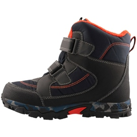 Chaussures 4F Jr HJZ19-JOBMA003 46S noir