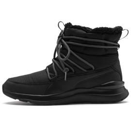 Puma Adela Winter Boot W 369862 01 chaussures noir