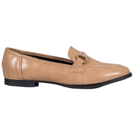 Mocassins VICES Light brun