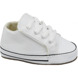 Converse chaussures Chuck Taylor All Star Cribster Jr 865157C blanc