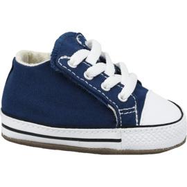 Converse chaussures Chuck Taylor All Star Cribster Jr 865158C marine