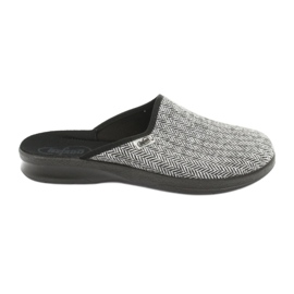 Befado chaussures pour hommes pu 548M023 gris