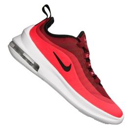 Rouge Chaussures Nike Jr Air Max Axis (GS) Jr AH5222-602